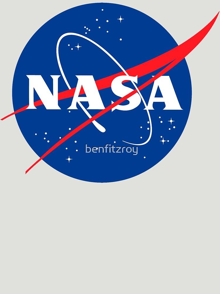 TShirtGifter presents: Nasa | Unisex T-Shirt
