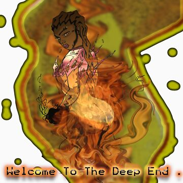 Welcome to the deep end 2 girly fit by ProphDookie