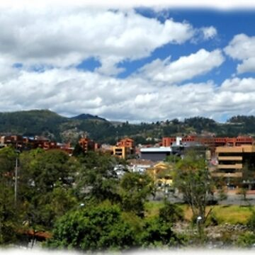 South Cuenca, Ecuador, Panorama II by alabca