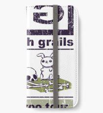 Nine Inch Grails iPhone Wallet/Case/Skin