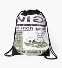 Nine Inch Grails Drawstring Bag