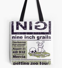 Nine Inch Grails Tote Bag