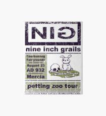 Nine Inch Grails Art Board Print