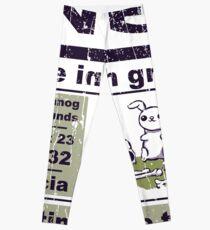 Nine Inch Grails Leggings