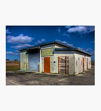 Everglades Missile Site Photographic Print