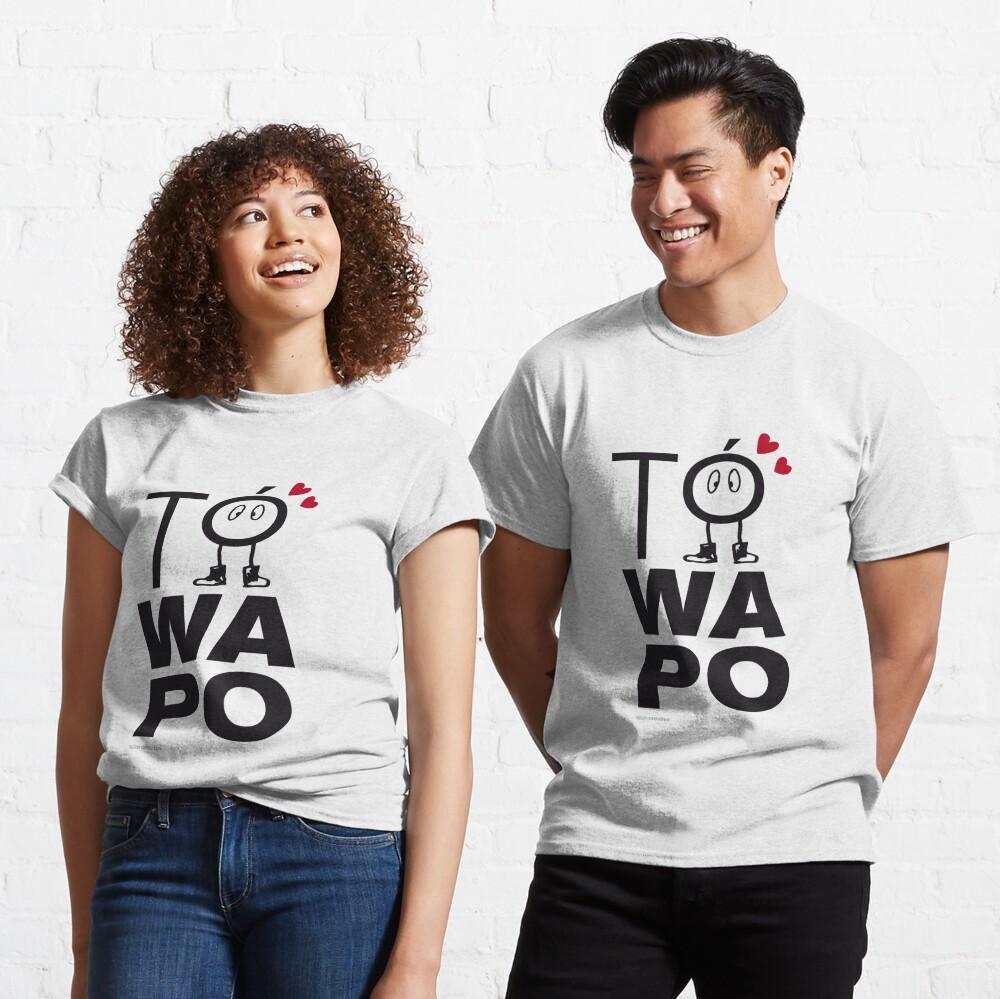MALAGA TO WAPO Camiseta clásica