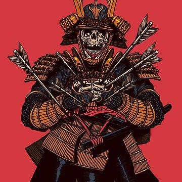Toter Samurai von carbine
