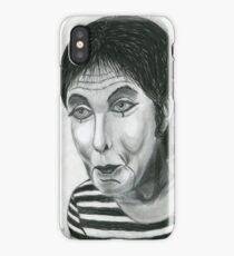 The Mime iPhone Case/Skin