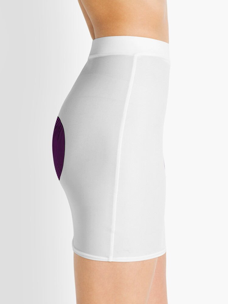 Alternate view of Feminisation Symbol Number 2 - Annabel Fatale Mini Skirt