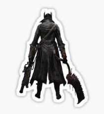 Bloodborne - Hunter Sticker
