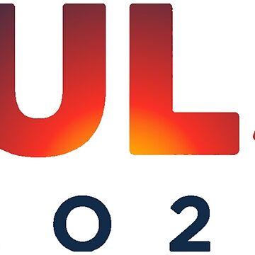Tulsi Gabbard 2020 President Logo by rje20