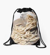 Cretan Pasta Drawstring Bag
