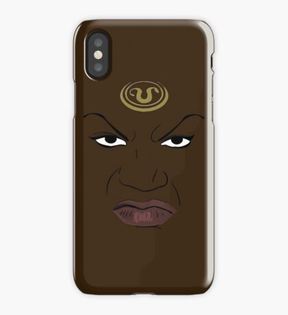 Teal'c First Prime of Apophis iPhone Case