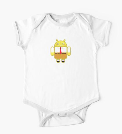 Droidarmy: Spongedroid Squarepants Kids Clothes