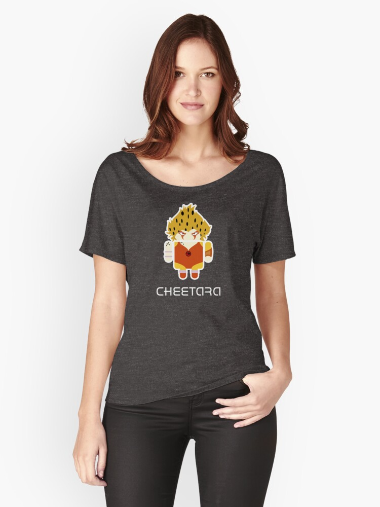 Droidarmy: Thunderdroid Cheetara  Women's Relaxed Fit T-Shirt Front