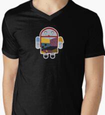 Droidarmy: Sally NBC Men's V-Neck T-Shirt