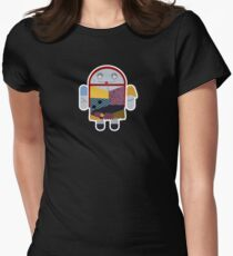 Droidarmy: Sally NBC Womens Fitted T-Shirt