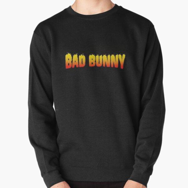 BAD BUNNY  Pullover Sweatshirt