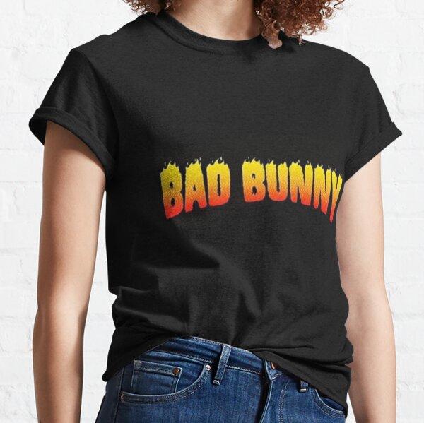 BAD BUNNY Camiseta clásica