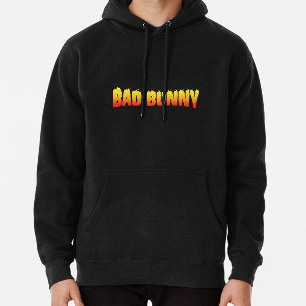 BAD BUNNY Sudadera con capucha