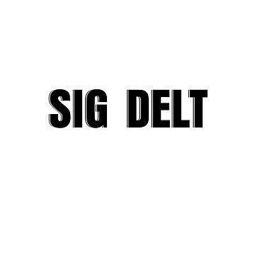 sigdelt  by evelyngruen