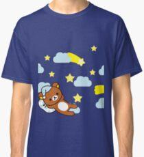 Starry Night ~ Rilakkuma  Classic T-Shirt