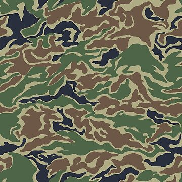 CAMOUFLAGE-WOODLAND 2 by IMPACTEES