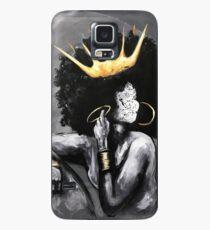 Natürlich Königin VI Hülle & Klebefolie für Samsung Galaxy