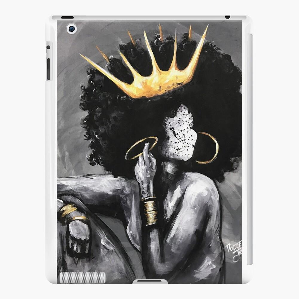 Natürlich Königin VI iPad-Hüllen & Klebefolien
