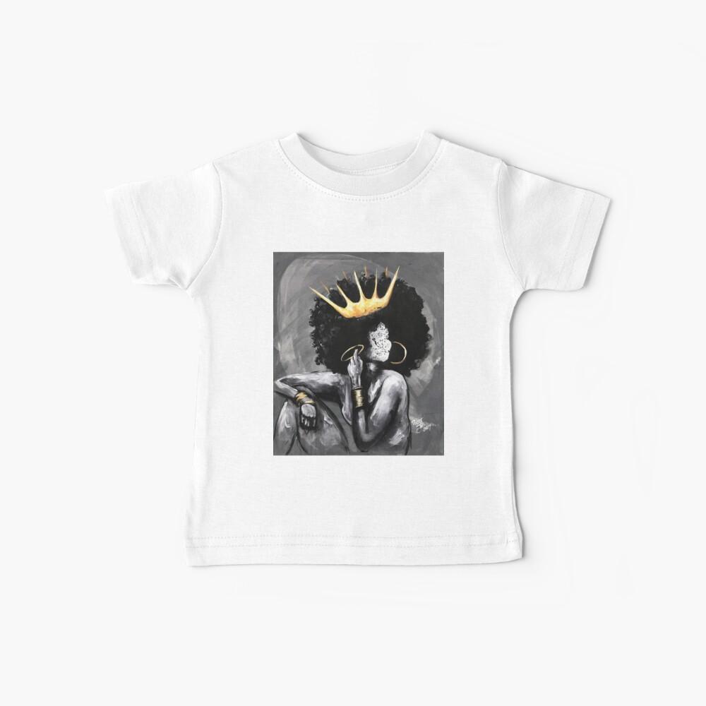 Natürlich Königin VI Baby T-Shirt