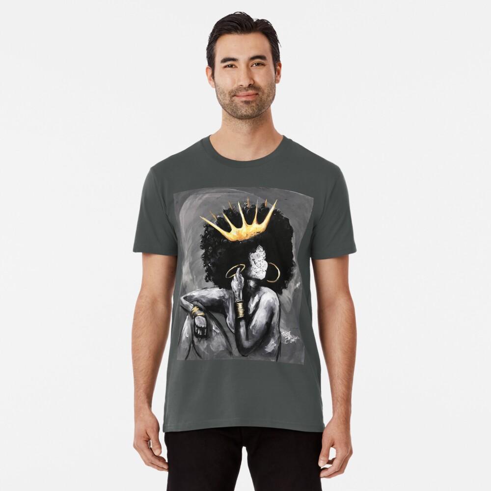 Natürlich Königin VI Premium T-Shirt