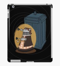 Daleks in Disguise - Eighth Doctor iPad Case/Skin