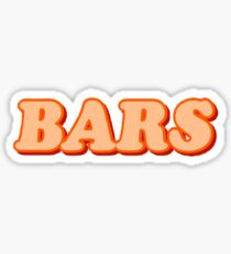 BARS Sticker