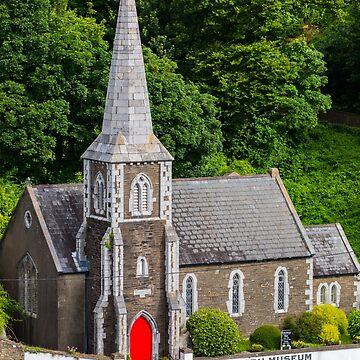 Cobh Museum Cork County Ireland by DARRINSWORK