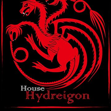 House Hydreigon by alice9