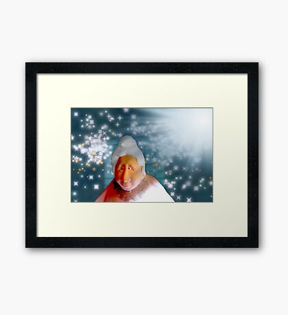 Toothfairy  Framed Print