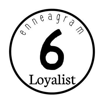 Enneagram 6 Loyalist by emmanne03