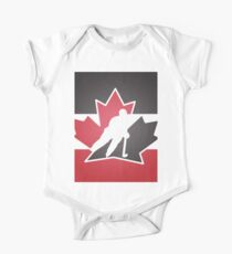 Team Canada One Piece - Short Sleeve