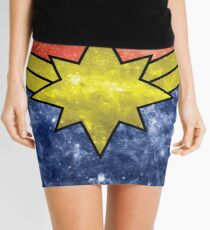 Punch Holes in the Sky Mini Skirt