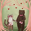 Exchanging Valentine's! by Ryan Conners