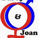 Darby & Joan (female) - Womankind series by gnubier