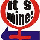 It`s mine - Womankind series by gnubier