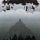 Bioshock- 2 worlds by Andrew Glazar