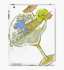 Spilled Drink iPad Case/Skin