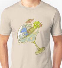 Spilled Drink Slim Fit T-Shirt