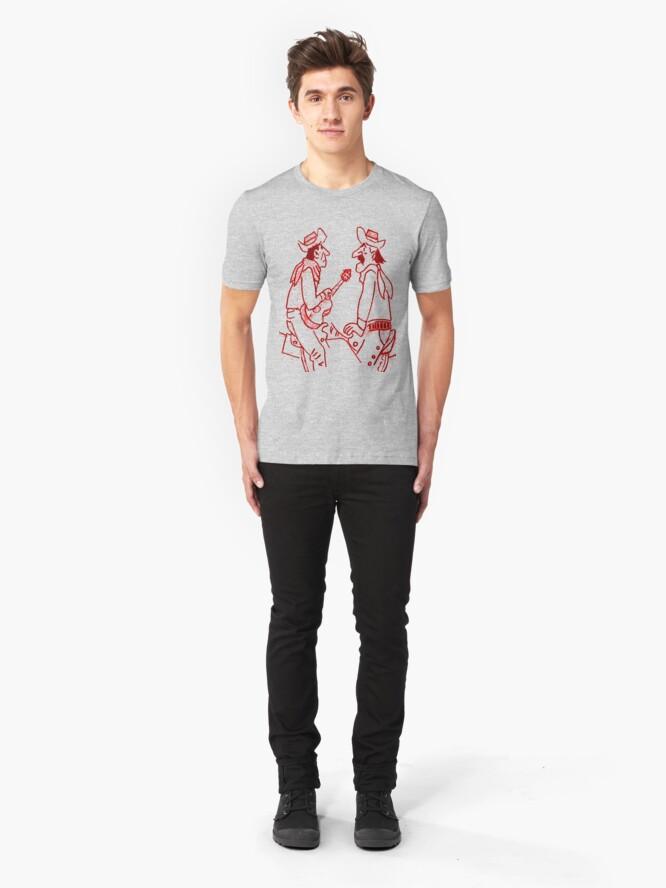 Alternate view of Cowboys Slim Fit T-Shirt