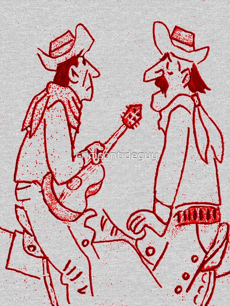 Cowboys by crimsontideguy