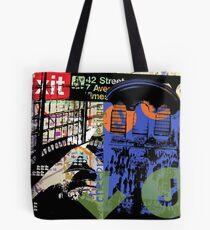 Subway Performers series  Tote Bag