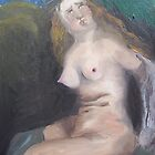 rubens - a study of one of his models by Ongie