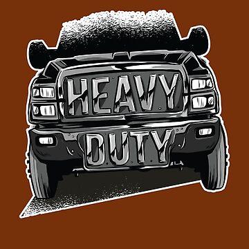 Heavy Duty by soondoock